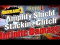 Borderlands 2 | Amplify Shield Stacking Glitch | Infinite Damage Stacking Tutorial