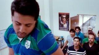 Nitin Hilarious Comedy Scene - Ishq Movie - Nitin, Nithya Menen