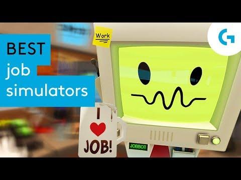 Best job simulators on PC