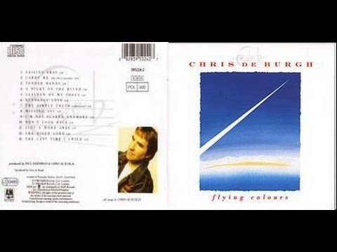 Chris de Burgh - Flying Colours (audio)