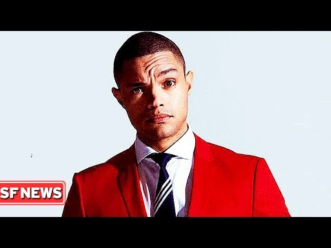 Download Youtube: Trevor Noah Is The New Daily Show?