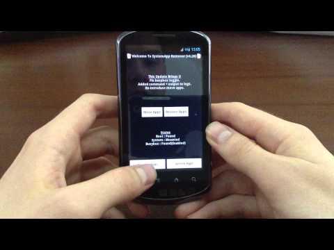 Huawei U8800 Ideos X5 обзор прошивки TempYus и советы по оптимизации