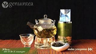 ЗЕЛЕНЫЙ ЧАЙ С ЖАСМИНОМ (МОЛИ ЛЮЙ ЧА) | JASMINE GREEN TEA