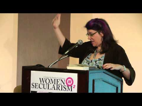 Jennifer Michael Hecht: The History of Atheism, Feminism and the Science of Brains | CFI's WIS2 2013