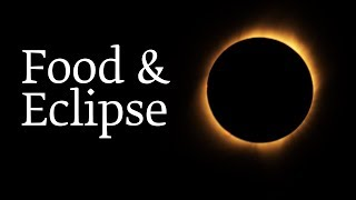 Food & Eclipse  - Sadhguru Conducts An Experiment