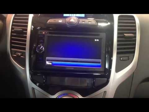 Hyundai IX20 with Kenwood Multimedia, Bluetooth and Navigation System DNX4250BT