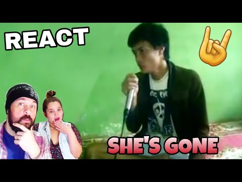 VOCAL COACHES REACTS: DENS GONJALEZ - SHE&39;S GONE STEELHEART COVER