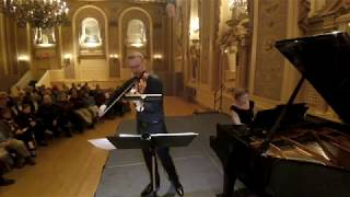 Britten Suite Op. 6 - II. Lullaby