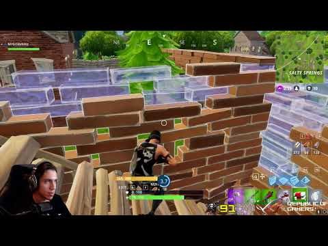The Battle of Salty Springs (solo squads)