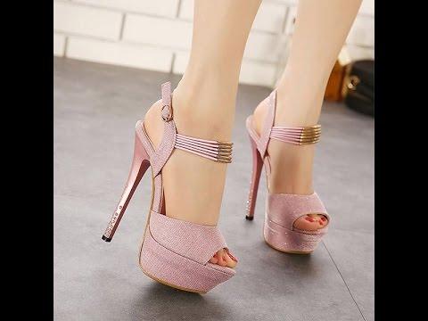 Những mẫu giày  cao gót cho phái đẹp
