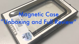 Famous Magnetic Case for iPhone X - Full Review