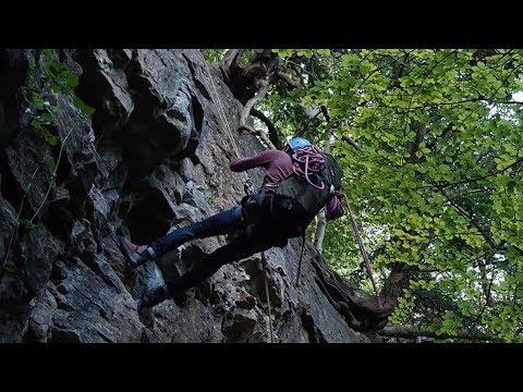 Climbing in Symonds Yat/Wollongang reunion