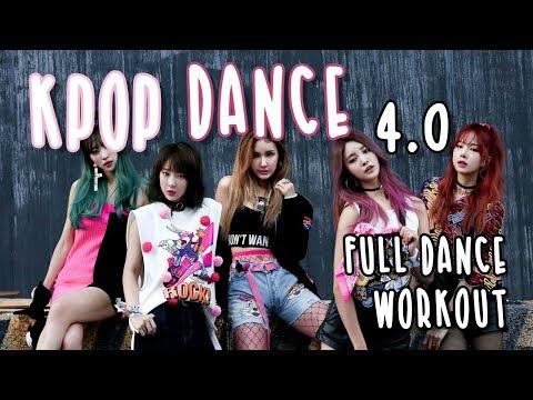 Kpop Dance Workout 4.0 | full length workout