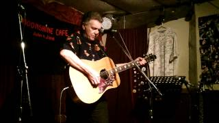 Alan M - Open Mic - Moonshine Cafe - Mar 26, 2013.MP4