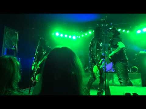 Danny Nordahl-Faster Pussycat-11/8/14-Pretty F'd Up-Music Factory Battle Creek MI