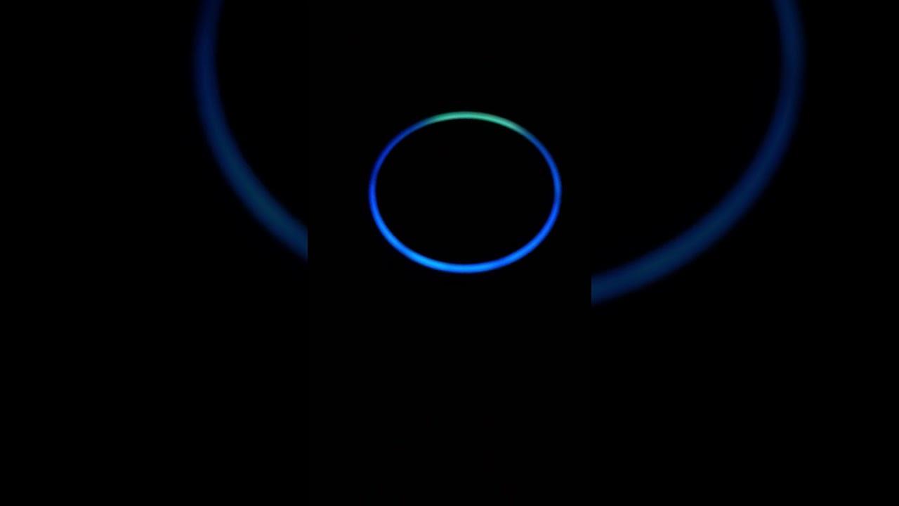 アレクサ 緑 点滅