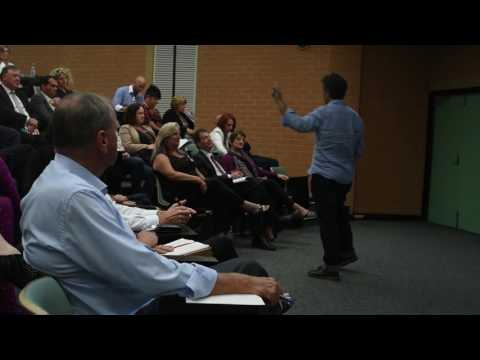 Christopher Saunders - General Manager of Renew Newcastle | Growing Kalgoorlie Boulder Futures Forum