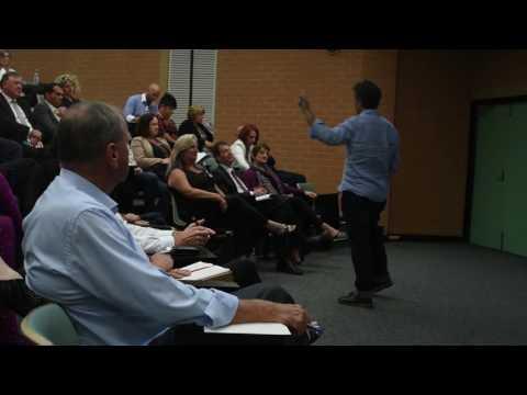 Christopher Saunders - General Manager of Renew Newcastle   Growing Kalgoorlie Boulder Futures Forum