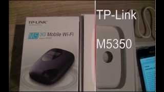 Mobiler WLAN-Router - TP-Link M5350