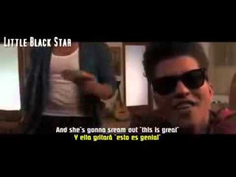 Bruno Mars The Lazy Song Official Video Letra Español Lyrics English