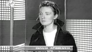 """Диана Арбенина в программе """"Детали"""" (2003)"""
