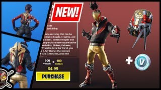 Prima di acquistare IL RED STRIKE PACK a Fortnite!