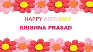 KrishnaPrasad   Birthday Postcards & Postales87 - Happy Birthday
