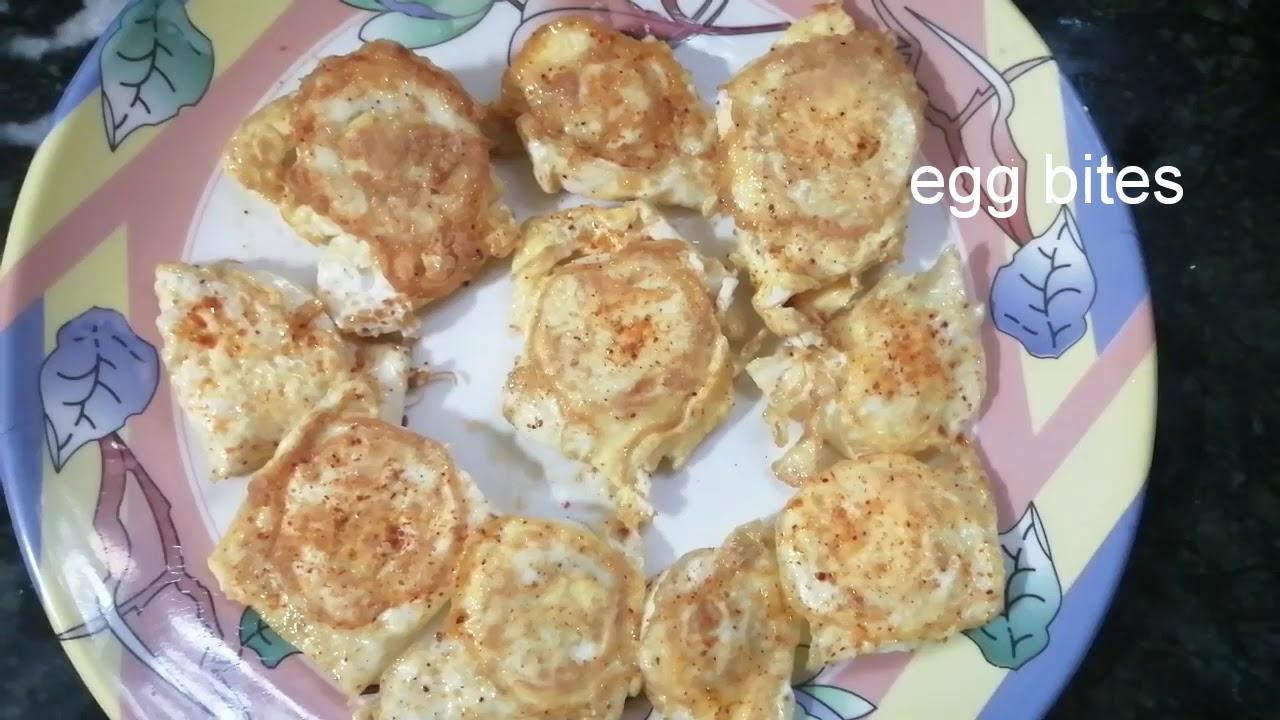 Egg bites /quick and easy egg bites for kids
