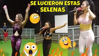 WOW! Estas Selenas venian con todo😱 Mis respetos Normita por su dedicación👏 Retos. Parte 25/25