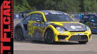 Volkswagen GRC Beetle 2014 Videos