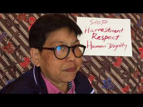 Po Thet - Women's Writer Workshop, Hat Yai (Burmese language)