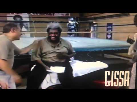 Mike tyson knocks out Don King !! One punch !!