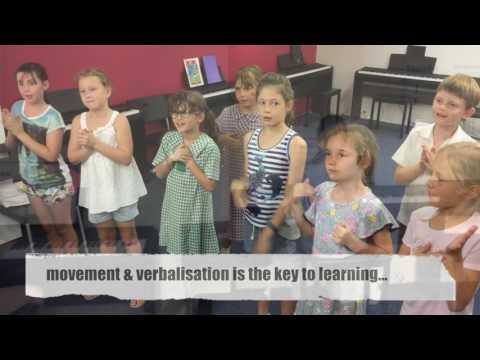 Paul Myatt presenting at Forte School of Music Perth 13 April