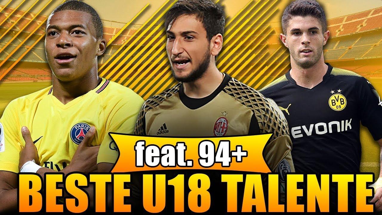 Beste Talente Fifa 18