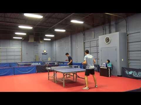 Damien Provost vs. Allen Wang, Pt 1