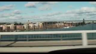 ШВЕЦИЯ: Авто прогулка по центру Стокгольма... STOCKHOLM SWEDEN(Смотрите всё путешествие на моем блоге http://anzor.tv/ Мои видео путешествия по миру http://anzortv.com/ Форум Свободных..., 2012-04-05T18:37:39.000Z)