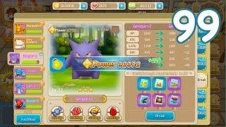 Hey Monster (Monster Park) - GENGAR GOES PURPLE QUALITY +2!