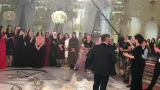Немец на Чеченской свадьбе ресторан Сафиса