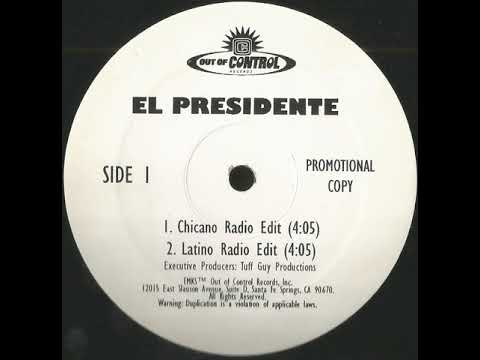 El Presidente - Latino (Radio Mix)