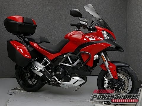 2014 DUCATI MTS1200S MULTISTRADA 1200 S TOURING - National ...