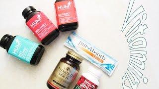 Vitamins I Take to Supplement my Vegan Diet