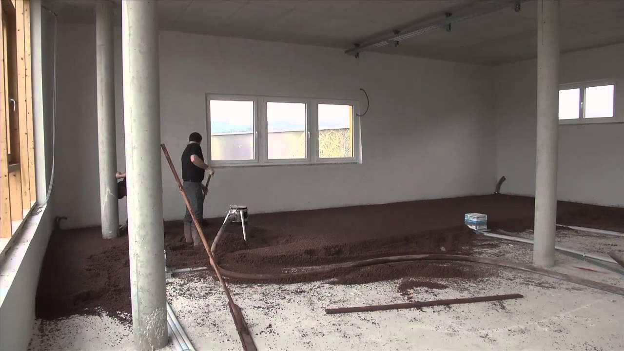 Fußboden Dämmung Altbau ~ Nie mehr kalte füße fußbodendämmung wenigwieser youtube