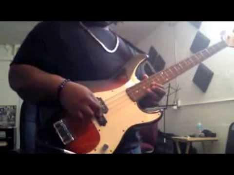 Mali Music - Beautiful (bass Cover)