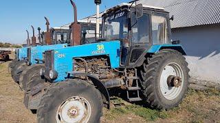 Продажа тракторов  МТЗ-1221 2007 и 2004 годы от Goodland /внимание есть мат.