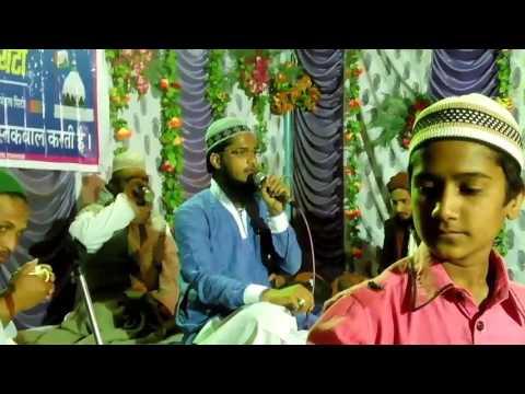 QADRI jo ho gaya phir jannati.... M. Firoz raza Hashmati pali Rajasthan india Indian Naat Khwan