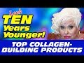 Look 10 Years Younger! 5 Collagen Building Products You MUST Use! - Over 40, 50, 60++