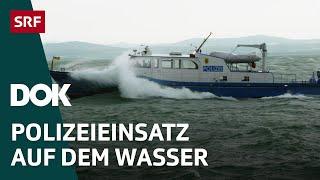 Die Bodenseepolizei - Freund und Helfer auf dem Wasser | Doku | SRF DOK