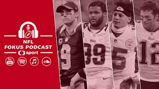 NFL fokus podcast: Začíná play-off, kdo v něm uspěje?