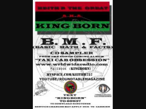 B. M. F.   ( BASIC MATH & FACTS)  BY KING BORN  A.K.A KEITH B THE GREAT
