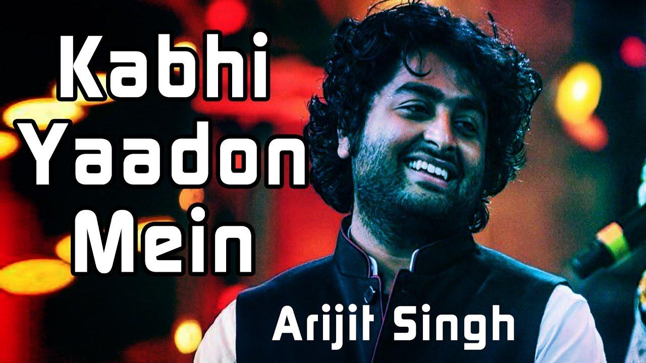 Kabhi Yaadon Mein Song Teaser || Arijit Singh || Divya Khosla Kumar || Palak Muchhal